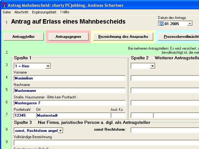 M Schartner Diplominformatiker